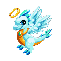Dragon Story: Angel Dragon | Gameteep
