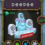 My Singing Monsters De Edge