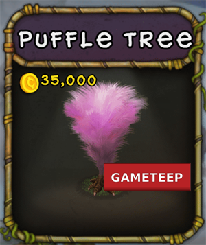 My Singing Monsters - Puffle Tree