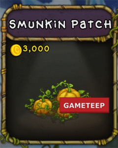 My Singing Monsters - Smunkin Patch