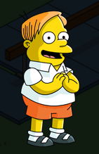 The Simpsons Tapped Out - Martin