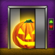 100 floors seasonal tower halloween icon
