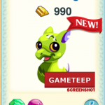 Dragon Story Zombie Dragon - icon