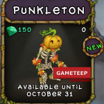 My Singing Monsters: How to breed Punkleton Monster