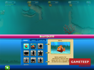Nemos Reef Screenshot 2