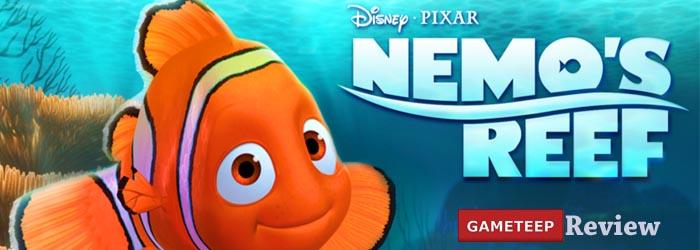 Nemos Reef UppserScreenshot