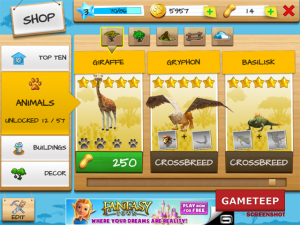 Wonder Zoo - Animal rescue screenshot 4
