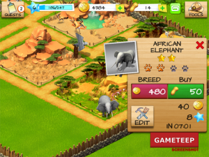 Wonder Zoo - Animal rescue screenshot 5