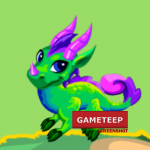 Dragon Story Aurora Dragon Adult