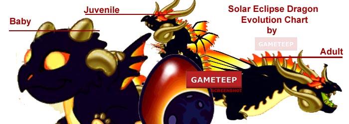 DragonVale: Solar Eclipse Dragon   Gameteep