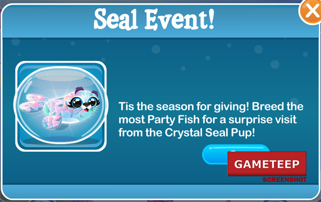Fish with Attitude Seal Event Info