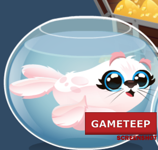 Fish With Attitude Seal Pup Gameteep