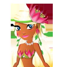 Mermaid World Lotus Mermaid New