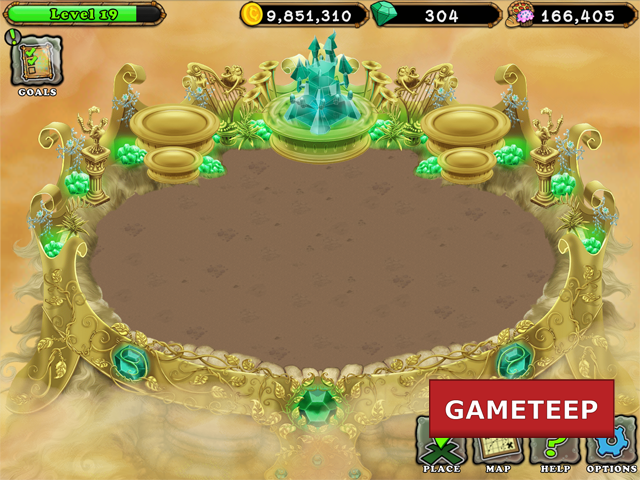 My Singing Monsters - Gold Island