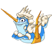 Tiny Monsters Frostbeam Monster Adult