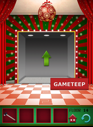 100 Floors - Christmas Special Level 14