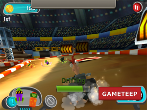 Disney Super Speedway Screenshot 2