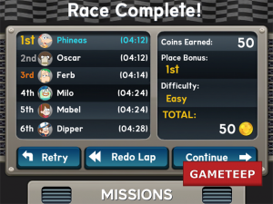 Disney Super Speedway Screenshot 6