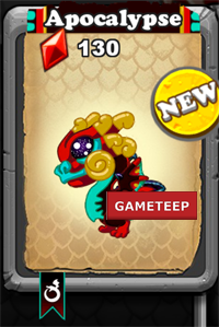 DragonVale Apocalypse Dragon Icon