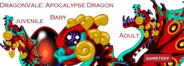 DragonVale Apocalypse Dragon evolution