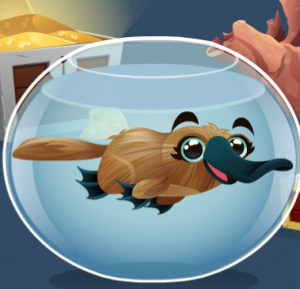 Fish  Attitude on Fish With Attitude  Platypus Fish   Gameteep