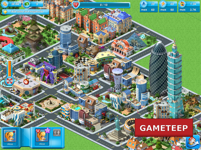 Megapolis Review Screenshot 1