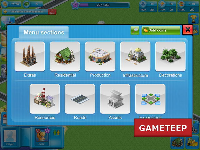 buildings to collect realistic gameplay with buildings houses from the