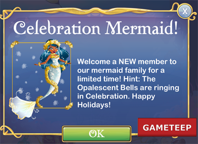 Mermaid World How to CallSing for Celebration Mermaid