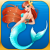 Mermaid World Icon