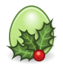 Tiny Castle Holly Dryad Egg