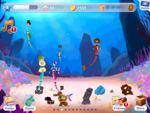 mermaid world screenshot 1