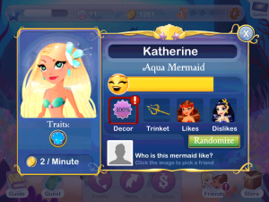 mermaid world screenshot 2