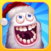 Looks like My Singing Monsters just made an Christmas update with a