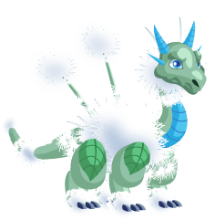 Dragon City Dandelion Dragon Teen