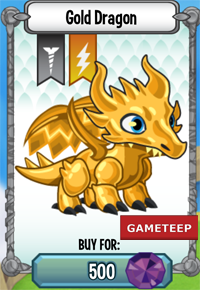 Dragon City Gold Dragon icon