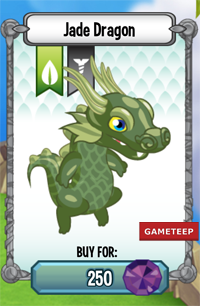 Dragon City Jade Dragon icon