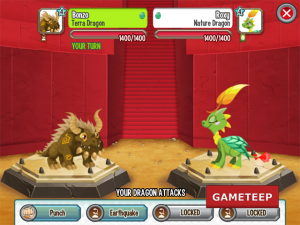 Dragon City Mobile Review Screenshot 2