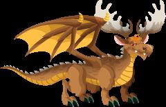 Dragon City Moose Dragon Gameteep