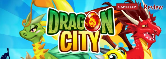 Dragon City Review Screen