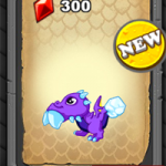 DragonVale Hail Dragon