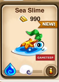 Monster Story Sea Slime Monster icon