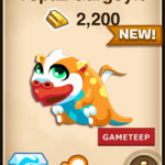 Monster Story: How to breed Topaz Gargoyle monster