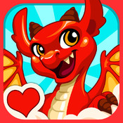 Dragon Story Valentines Day icon