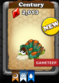 DragonVale Century Dragon Price icon