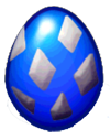 DragonVale River Dragon egg