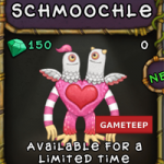 My Singing Monsters: Schmoochle Monster