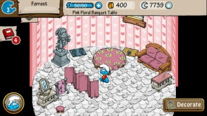 Smurf Life Personal House 1