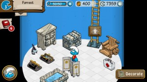 Smurf Life Personal House 2