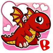 dragonvale valentines icon