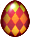 DragonVale Motley Dragon egg